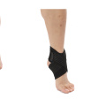 Double pressurized ankle brace