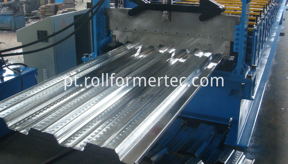 floor decking roll forming machine 22