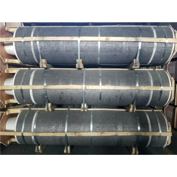 UHP Length 1800mm 2100mm 2400mm Graphite Carbon Electrode