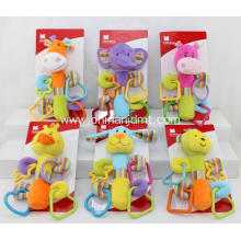 18cm Educational baby toy  with card