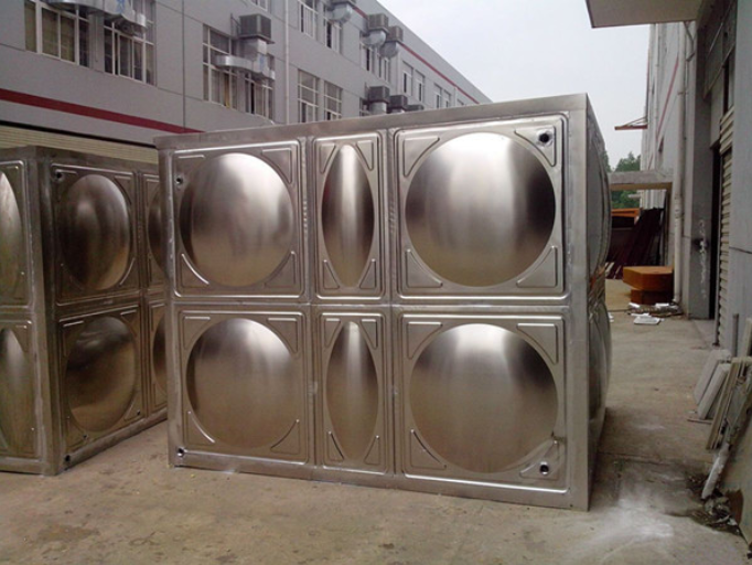 Stainless Steel Water and Tank Container