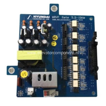 Inverter Driving Board WBVF Gate Hyundai Elevator