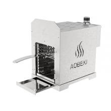 Single Burner Stainless Steel Steak Maker