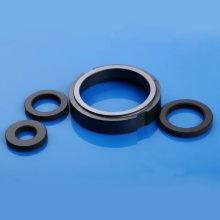 I-High-Pressure Mechanical SSiC Seal Ceramic Ring for Pump