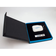 Black Book Shape Electronic Paper Box