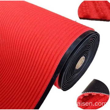Factory Directly colorful stripe floor mat roll