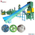 PET plastic bottle recycling and washing line machine