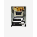 Guest room control unit system function display box