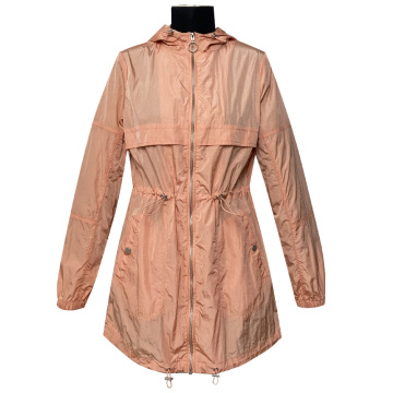 Ladies UV protective coat