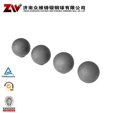 Forged Ball Mill Grinding Media For Cement 80mm