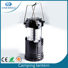 30 LED outdoor led camping lantern