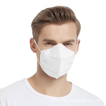 Breathable Filter N95 Face Mask with filter