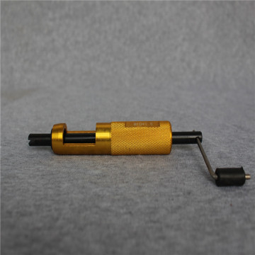 manual threaded repair insert installation tool