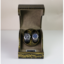 New Design Watch Winder for 2 Watches
