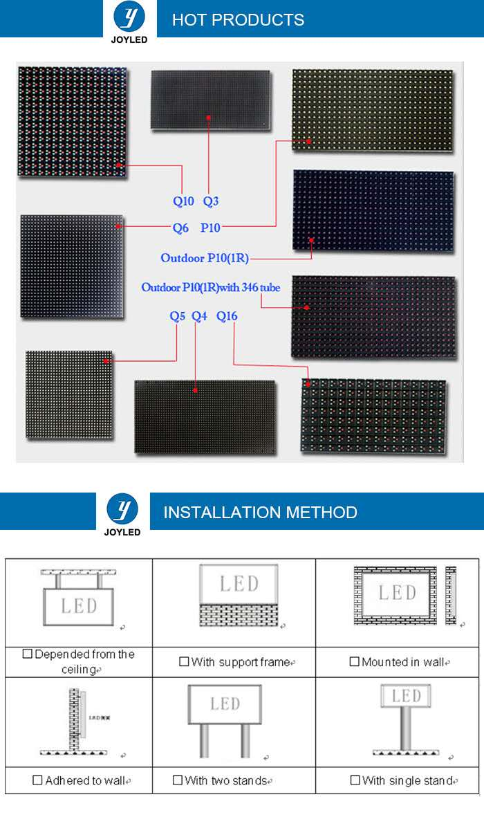 P8 Led Screen