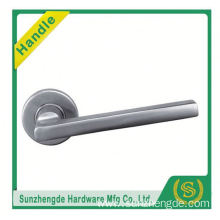SZD STLH-010 304 Stainless Steel Tube Lever Euro Door Handle