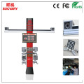 3D Wheel Alignment Tracking System