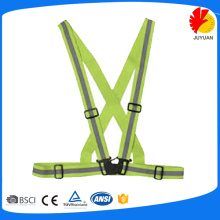 EN ISO 20471 safety reflective vest sport