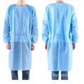 Wholesale of Blue Dustless Sterile Medical Operation Suit