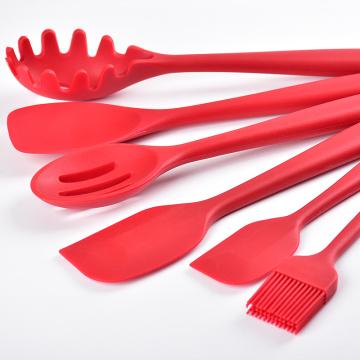 10 pieces stainless steel silicone kitchen utensils sets