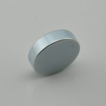 Super Strong Sintered NdFeB Motor Round Magnet