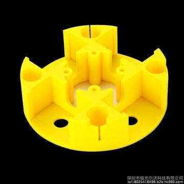 3D printing of plastic model parts
