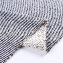 Polyester Stripe Knitted Yarn Dyed Cotton Fabric