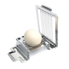 Stainless Steel Egg Cutter Multifunctional Fruit Slicer Kitchen Supplies for Eggs Salted Eggs Strawberries Bananas Egg Tools