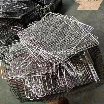 Stainless Steel Wire Mesh for Barbecue Korea