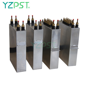 3KV polyester Electric capacitors 13400Kvar
