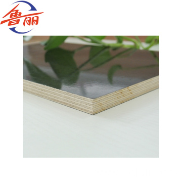 12mm brown outdoor film faced plywood