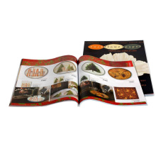 Custom Cheap Catalogue Brochure Booklet Printing Service