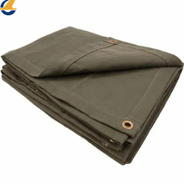 Wax Coated Oxford Cotton Tarpaulins