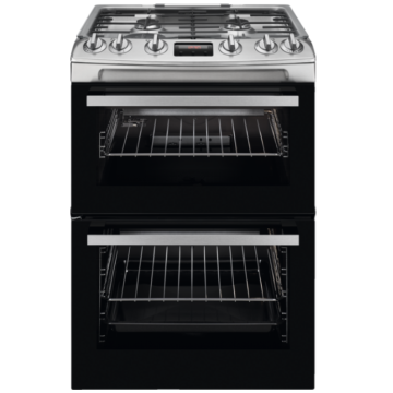 Zanussi Gas Hob Oven Built in Cooker