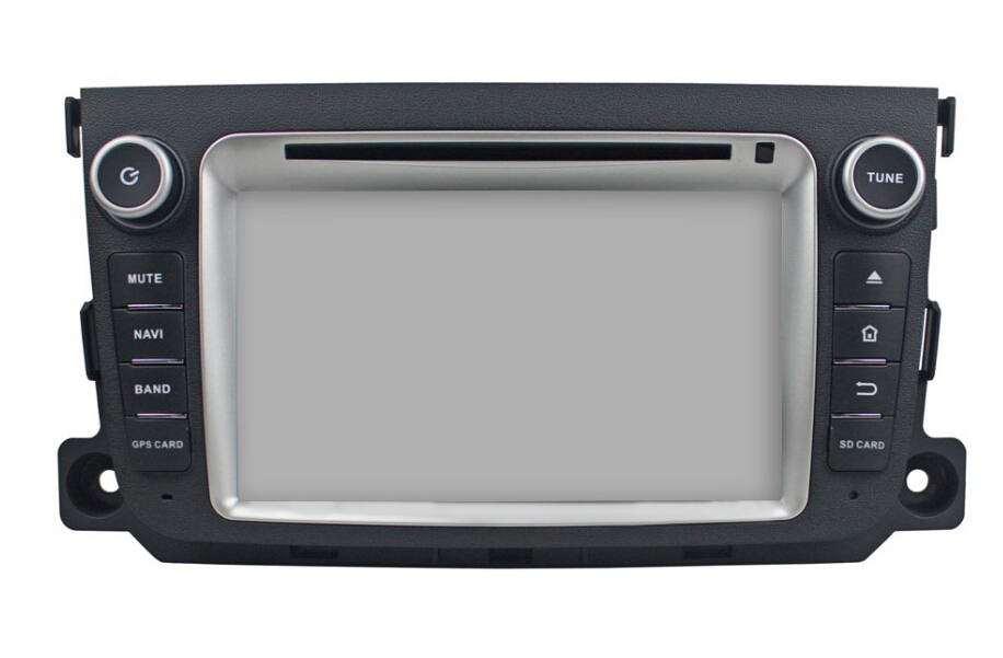 Android Car DVD Player For Smart 2011-2012
