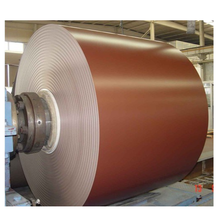 Prepainted Aluminium Coil of Brass Color 005
