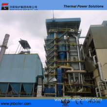 60 T/H Bituminous Coal/Anthracite/Lignite Fired CFB Boiler