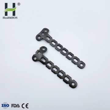 T-Shaped Shank Tibia titanium bone plate