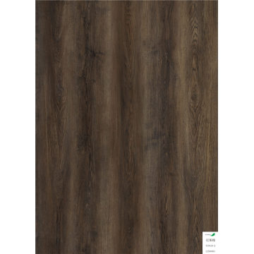 Dark color oak plank vinyl flooring