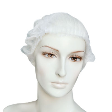 disposable hospital surgical bouffant surgeon cap
