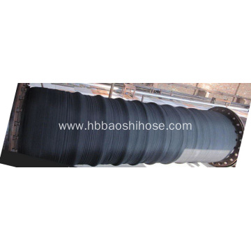 Common Rubber Sludge Suction Hose