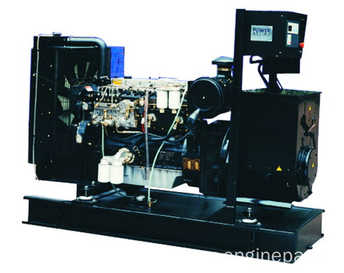 60kva Lovol Engine Generator Set Quotation