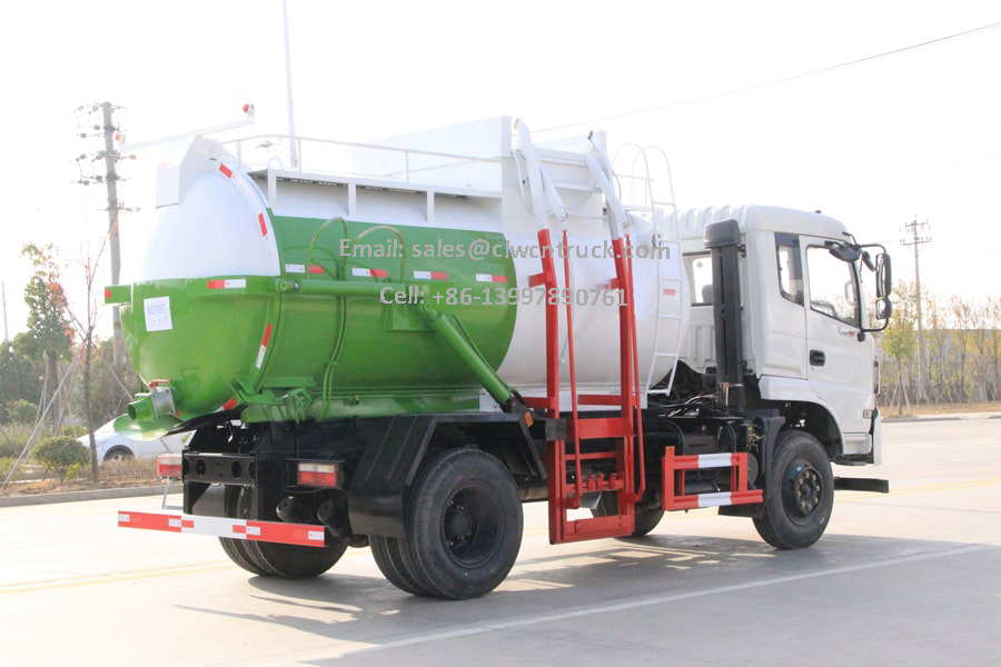 Swill Collection Truck Supplier
