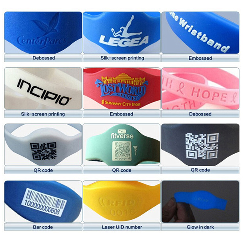 Crafts for RFID Wristband