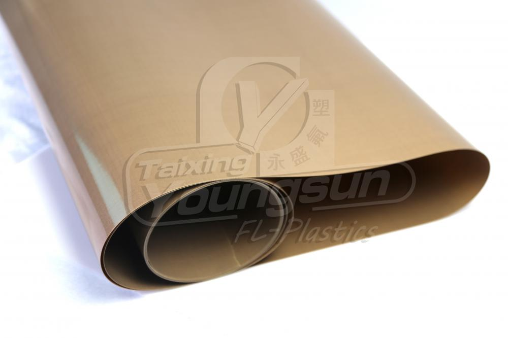 High Temperature Resist PTFE coated fiberglass cloth