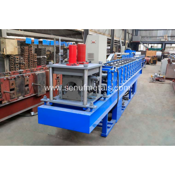 112-300 ridge cap roof sheet forming machine