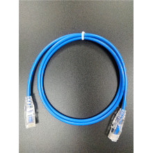 Assembled Slim CAT6 Displayport Cable Sata Cable