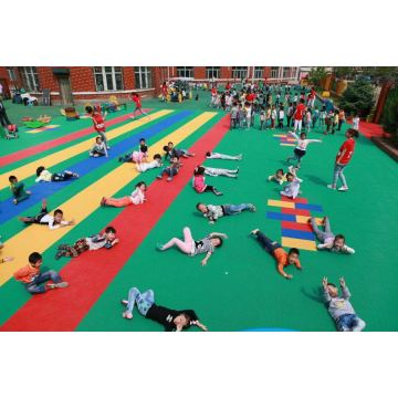 Safe Children Playground Flooring
