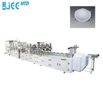 Full Automatic FFP3 head Loop Mask Cup Machine