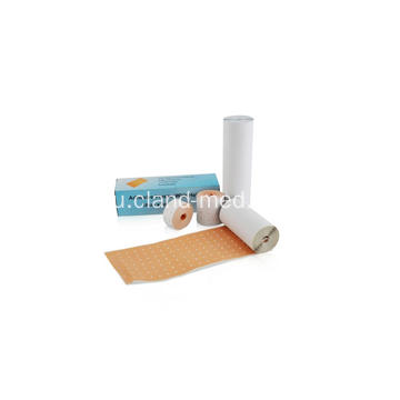 I-Good Price Medical Adhesive Perforate Zinc I-oxide Plaster